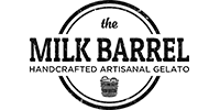 Logo Milk Barrel